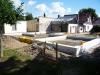 Bodenplatte aus Beton