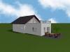 Anbau mit Dachterrasse